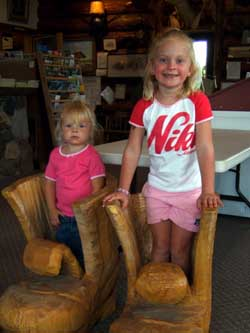 Paul Bunyan's Boots | Pine River MN Chamber of Commerce